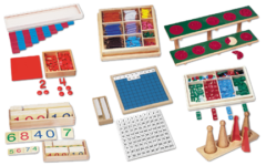 Montessouri materials